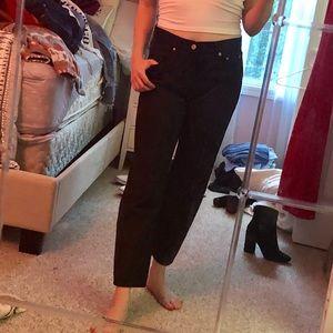 Gap vintage straight jeans 🖤